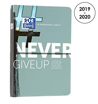 Oxford 100735769 Never Give Up 2018 - 2019 1 - Agenda ...