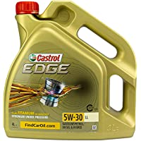 Castrol EDGE 5W-30 LL motorolie 4L