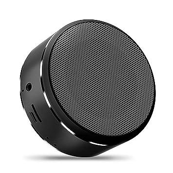 L&Z Mini Bluetooth Lautsprecher Kabellos Tragbar Bluetooth 4,2 ...