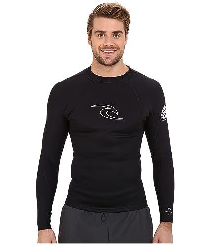 Amazon.com   Rip Curl Dawn Patrol 1.5mm Long Sleeve Jacket Surfing ... 79fc31980