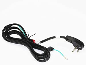 SAMSUNG 3903-001003 Refrigerator Power Cord Genuine Original Equipment Manufacturer (OEM) Part