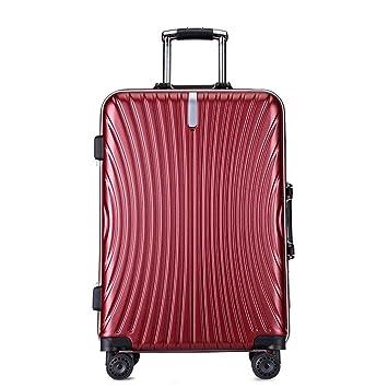 Viaje llevar equipaje de cabina Maleta rígida de equipaje de ...