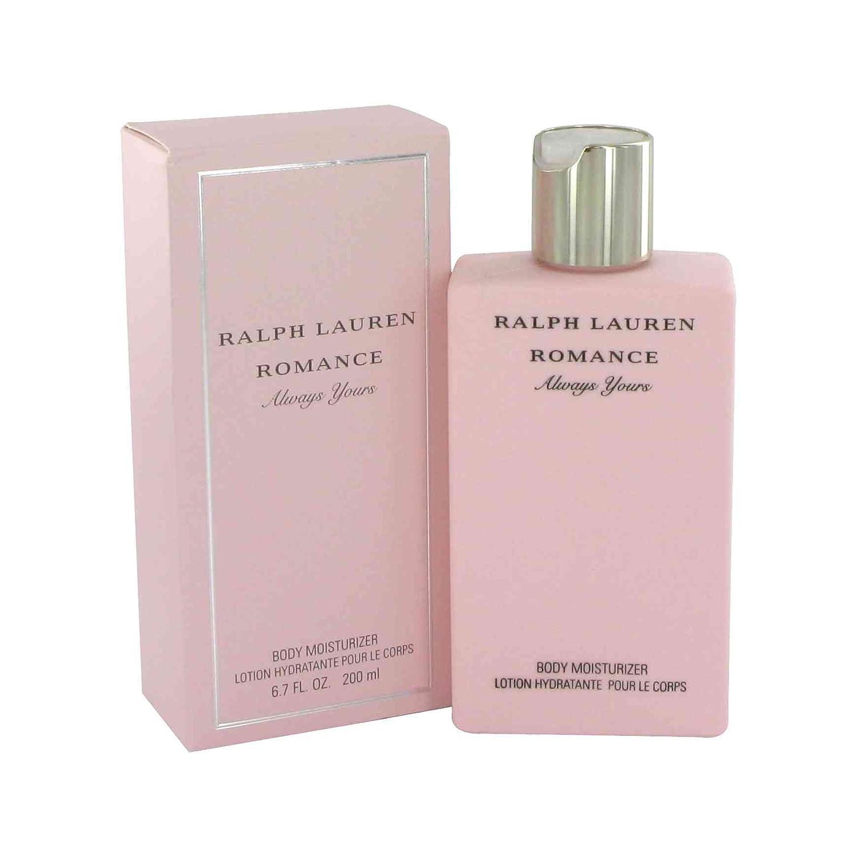 ce6964f3f Amazon.com   ROMANCE ALWAYS YOURS by Ralph Lauren for WOMEN  BODY LOTION  6.7 OZ   Bath And Shower Spray Fragrances   Beauty