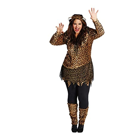 Disfraz de carnaval de Leopard, gatos