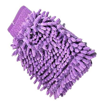 Rabott Mitt Microfiber Chenille Car Window Washing Home Cleaning Cloth Duster Towel Gloves Wash Tool