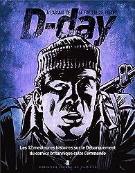 D-DAY BD 12 HIST COMMANDO SUR LE DEBARQUEMENT par Editions Pierre de Taillac
