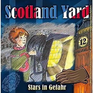 Stars in Gefahr (Scotland Yard 12) Hörspiel