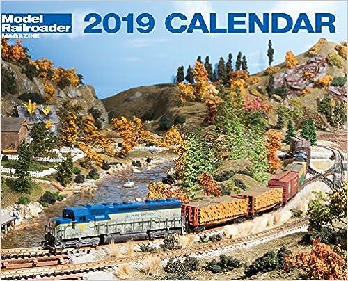 Como Descargar En Bittorrent Model Railroader 2019 Calendar Kindle A PDF