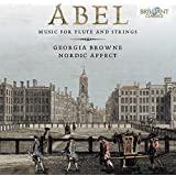 Abel: Music for flute & strings