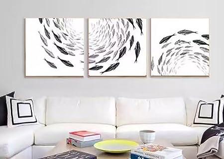 VV Art abstrait Style chinois contemporain Peinture sur ...