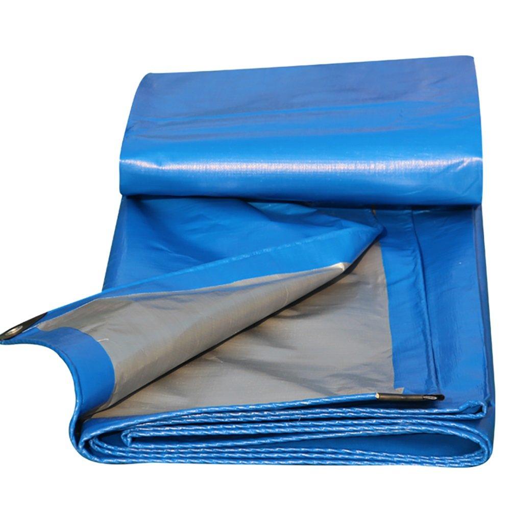 防水PE防水0.32mm地板のカバーテント防水絶縁防水日焼け止めキャノピー布トラックターポリン (サイズ さいず : 4 * 5M) B019Q34CUK 4*5M  4*5M