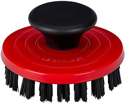 Le Creuset – Cepillo para limpiar parrillas y sartenes ...