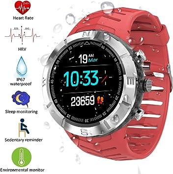 Padgene Reloj Inteligente IP67 Impermeable Bluetooth SmartWatch ...