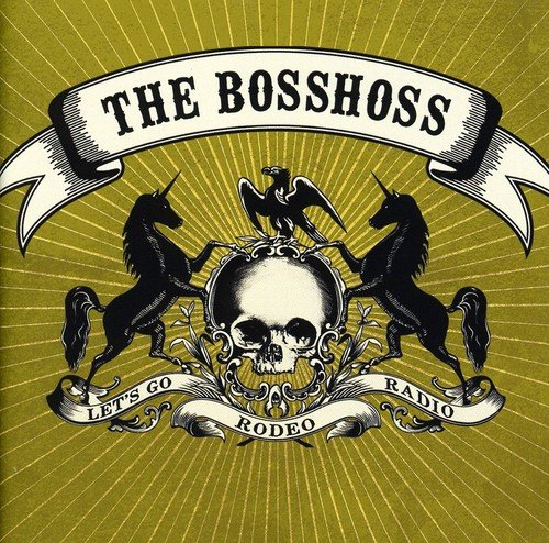 bosshoss rodeo radio