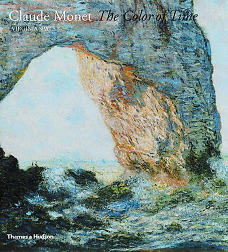 Claude Monet The Color Of Time