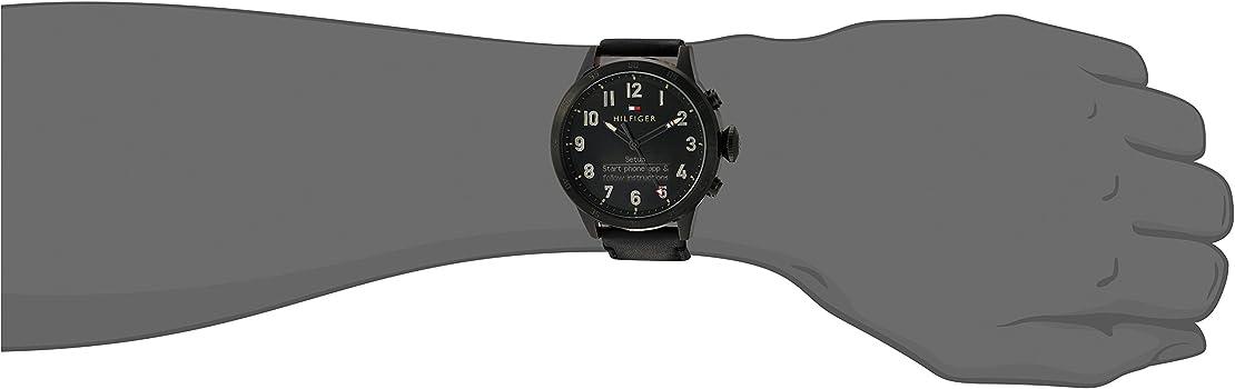 Tommy Hilfiger TH 24/7 - Reloj inteligente de cuarzo para hombre ...
