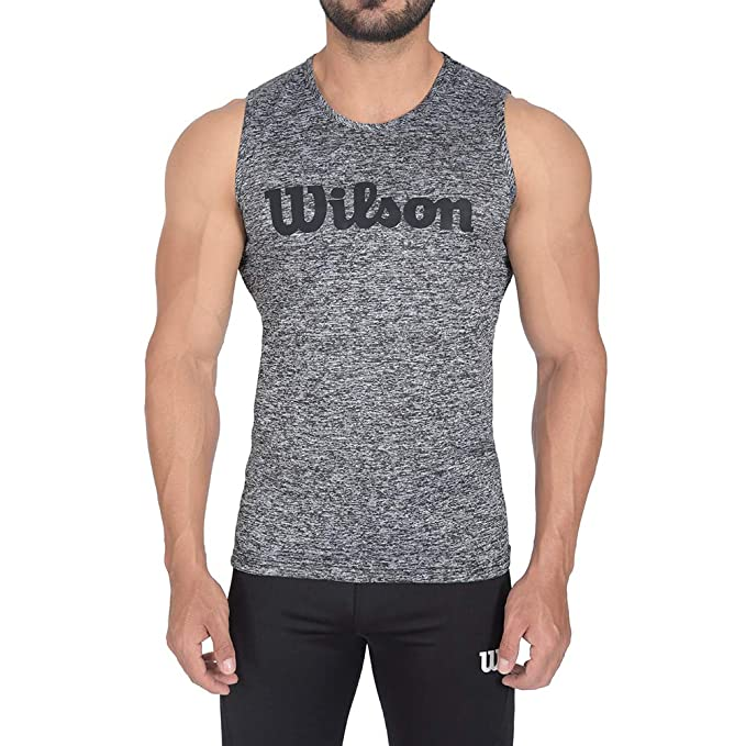 Wilson Camiseta Policationica - Color Negro 5bf0d7c891ea7