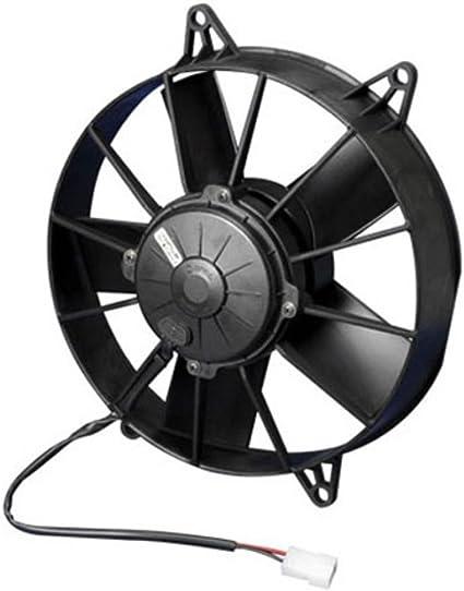 SPAL 30102058 Pusher Ventilador (10in; De alto rendimiento para ...