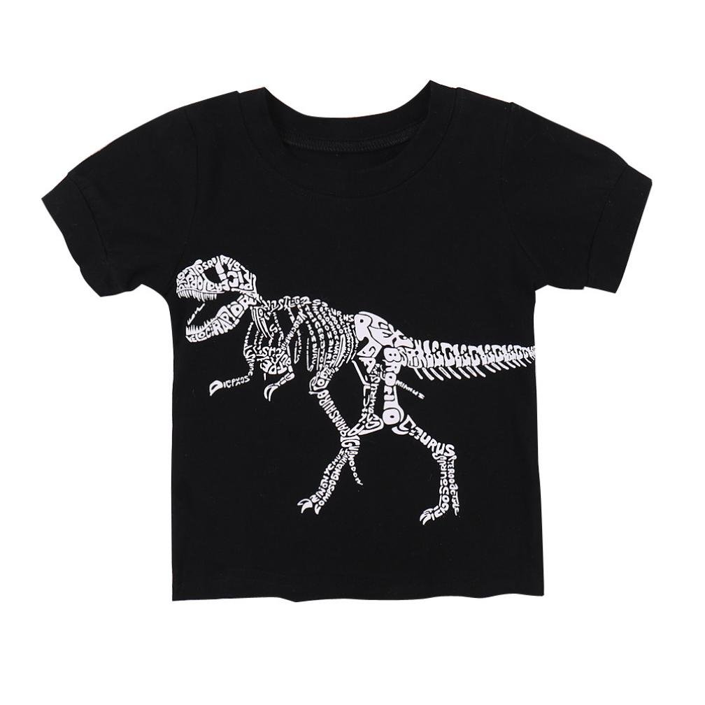 Amazon.com: ¡Gran venta! Conjunto de pijamas de dinosaurio ...