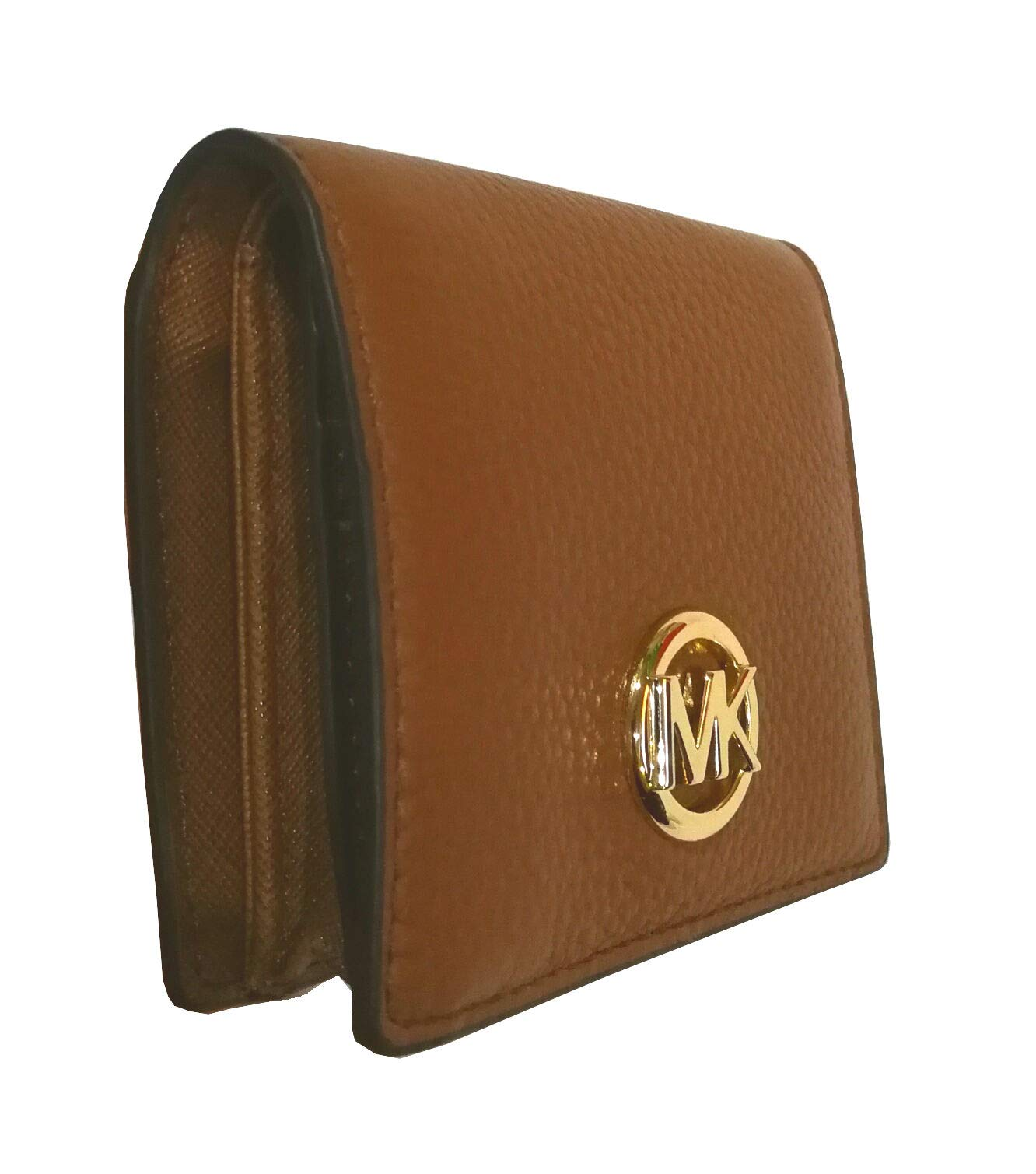 Michael Kors Fulton Leather Carryall Card Case Wallet (Luggage) by Michael Kors (Image #3)