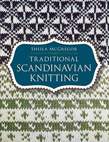 Traditional Scandinavian Knitting (Dover Knitting, Crochet, Tatting, Lace) (Norwegian Mittens)