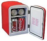 Coca-Cola KWC-4 red Portable Mini Cooler