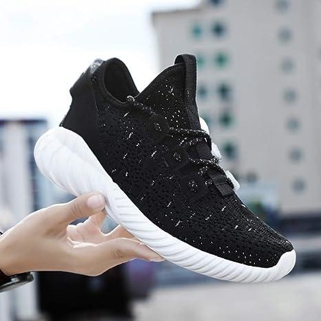 DSFACV Sport Shoes Zapatillas De Correr para Hombre Zapatillas De Deporte Transpirables para Mujer, Transpirables, Zapatillas Deportivas para Mujer, 6.5: Amazon.es: Deportes y aire libre