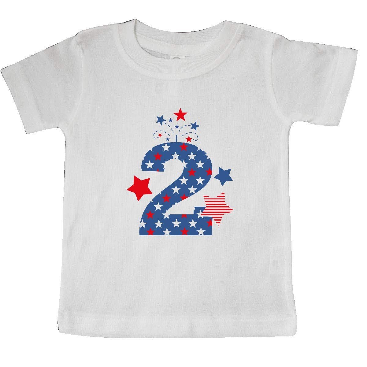 inktastic Firecracker 2nd Birthday Baby T-Shirt