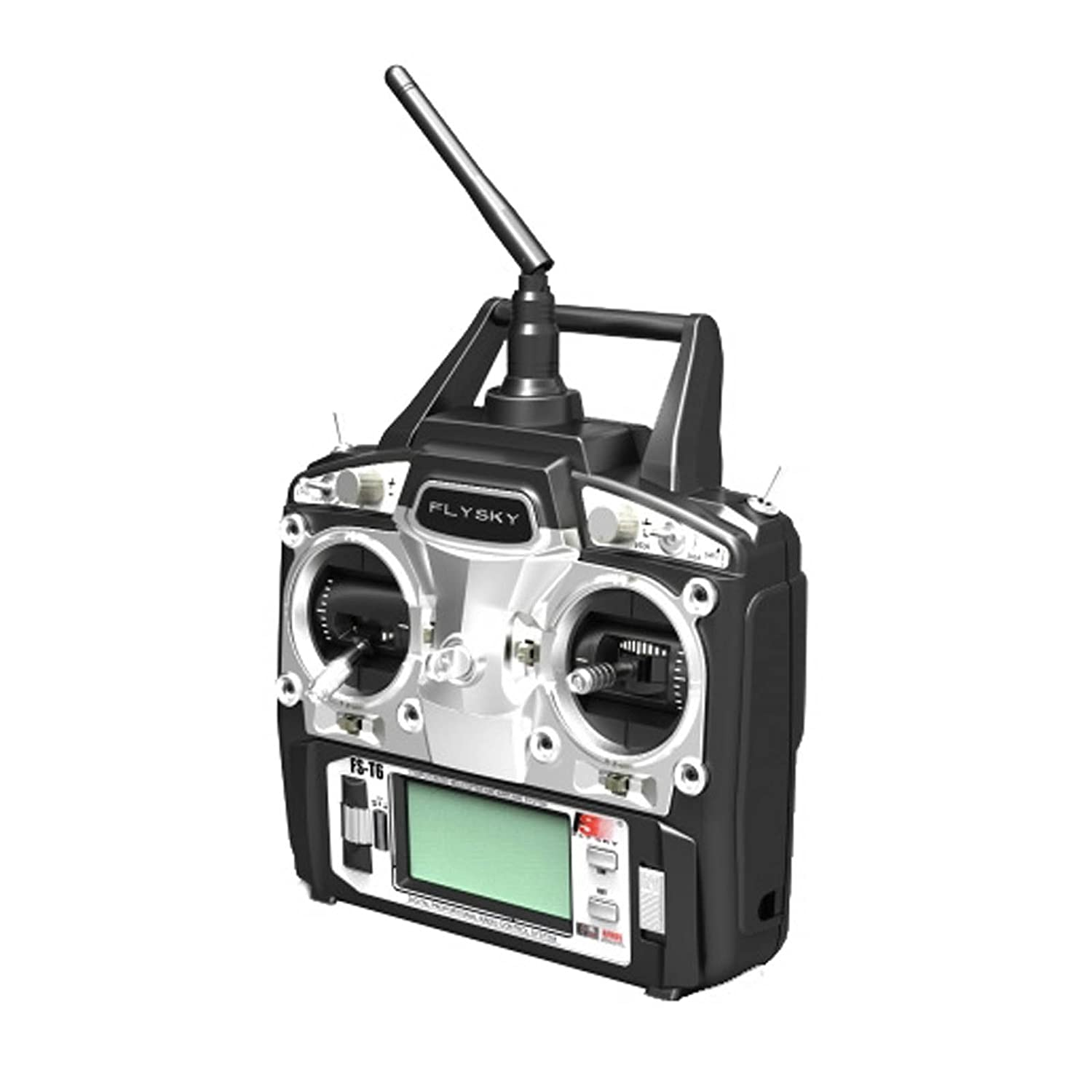 Flysky 24ghz 6 Channel Digital Transmitter And Receiver Tips On Powering Rc Servos Receivers Radios Vehicles With Lipos Radio System Toys Games