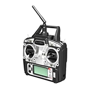 FlySky 2.4GHz 6 Channel Digital Transmitter and Receiver Radio System