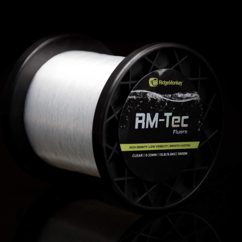 RM-TEC Fluoro 1000mtr 15lb clear