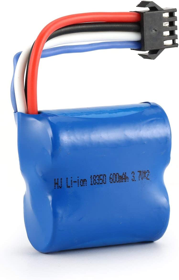 Hobbys Modellbau Ballylelly-RC Boot 7.4V 600mAh Batterie mit USB ...