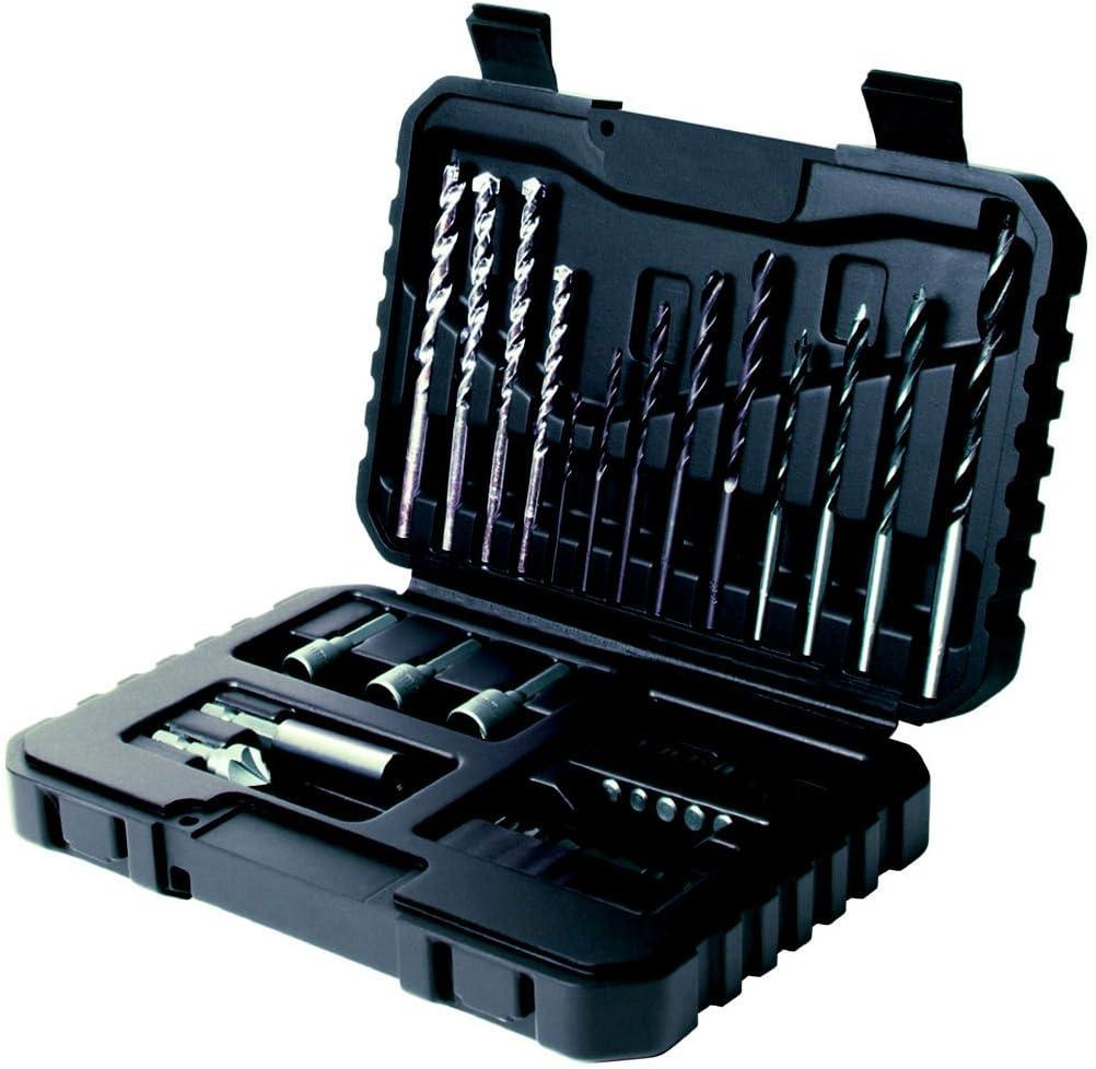 Black + Decker A7216 Coffret d'Outils de perçagevissage 32 pièces