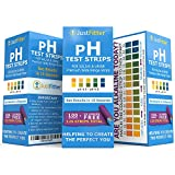 pH Test Strips for Testing Alkaline and Acid Levels