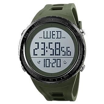 Relojes militares de deportes al aire libre con cronógrafo ...