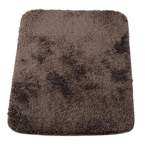 Verdikte zachte vloermat bruine deurmat(50 * 80CM)