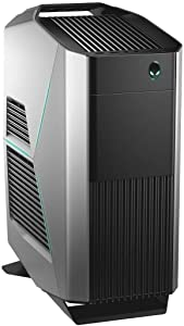 Alienware - Aurora R7 Desktop - Intel Core i5-8400 - 8GB RAM - NVIDIA GeForce GTX 1070TI - 1TB Hard Drive