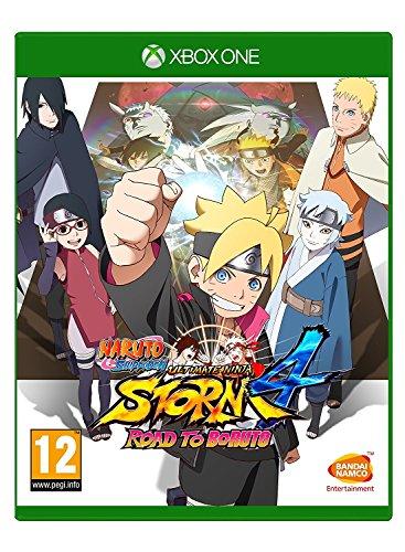 Naruto Shippuden Ultimate Ninja Storm 4: Road to Boruto (Xbox One) (輸入版) (Naruto Ultimate Ninja 4 Road To Boruto)