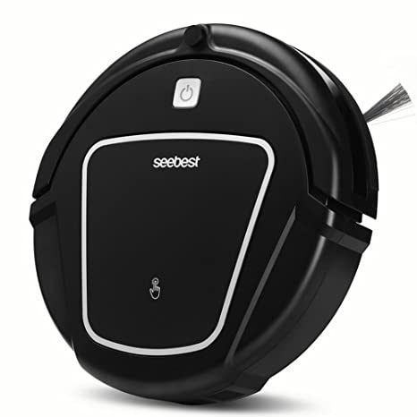 Amazon.com - Seebest D730 Robotic Vacuum with Self-Charging, Good ...