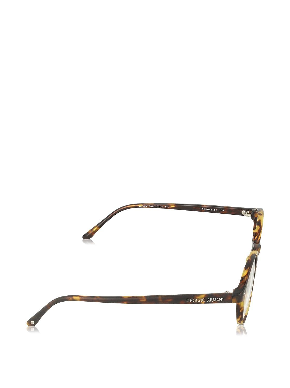 Giorgio Armani Montures de lunettes Pour Homme 7004 - 5011  Matte Tortoise  - 51mm  Amazon.fr  Vêtements et accessoires c0f97887c63a