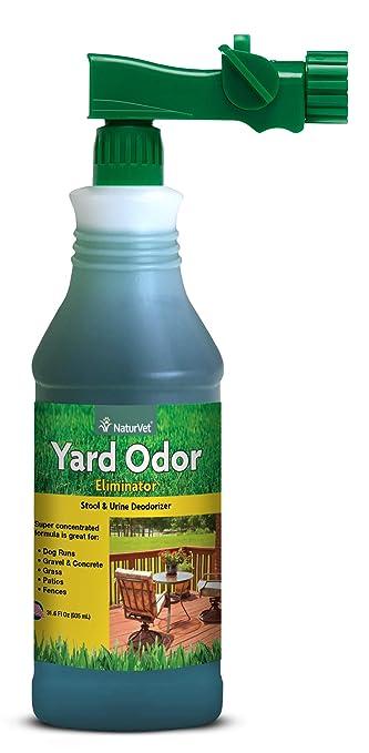 Superb Naturvet Yard Odor Eliminator Stool Urine Deodorizer Made In Usa Cjindustries Chair Design For Home Cjindustriesco