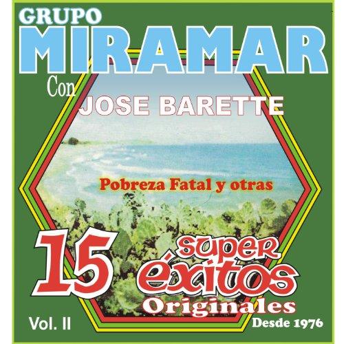 ... 15 Super Exitos Del Grupo Miramar