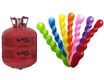 Helium Tank + 100 pieces of 40