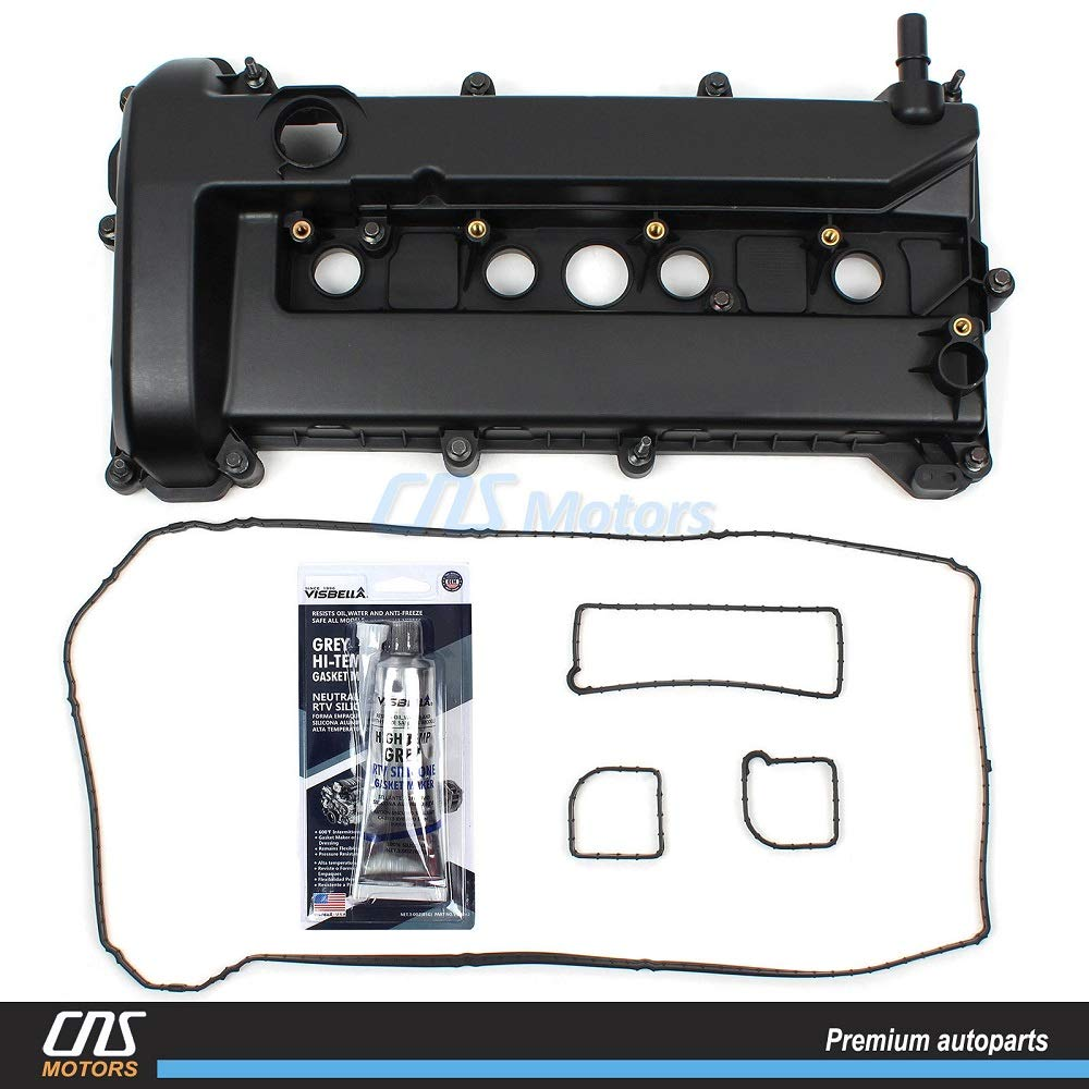 Valve Covers Valve Cover w/ Gasket for FORD Escape Focus Transit Mariner 2.0L 2.3L 4S4Z6582CA