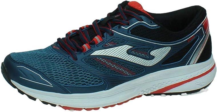 Deportivo JOMA para Hombre Running R.Speed Nylon Azul Negro: Amazon.es: Zapatos y complementos