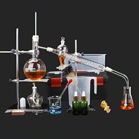 Equipo De Laboratorio Químico Equipo De Destilación Laboratorio ...