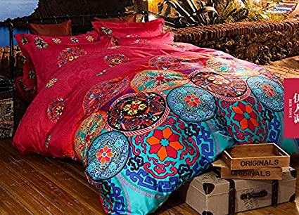 duvet count organic sateen shams cove cover thread bohemian border products c