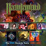 The Gwr Years - 1988-1991: 3 Clamshell Boxset / Hawkwind