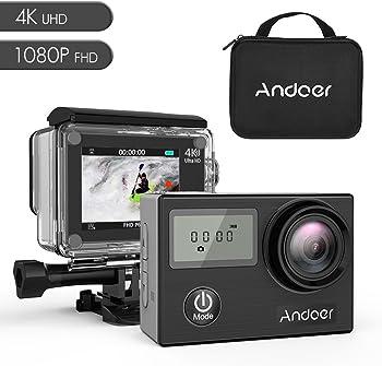 Andoer AN4000 4K WiFi Action Camera