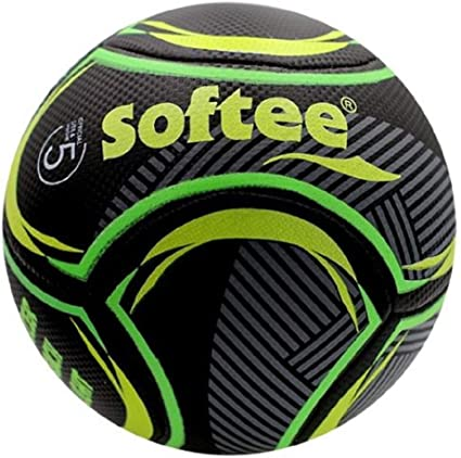 Softee Balon Futbol Playa Light Negro: Amazon.es: Deportes y aire ...